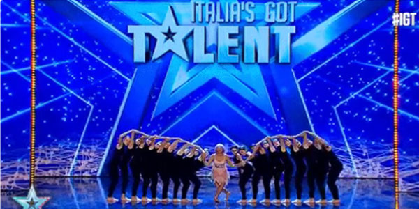 Italia's Got Talent 2017: Agnese e le ali danzanti – Video