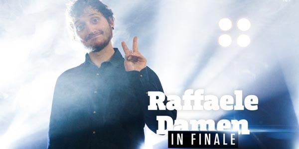 Italia's Got Talent 2017: Raffaele Damen e la sua fisarmonica in finale – Video