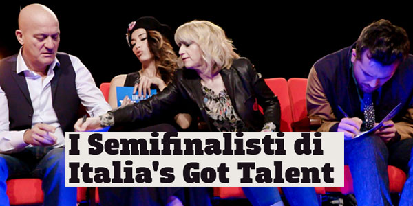 Italia's Got Talent 2017: scelti i 30 semifinalisti – Video
