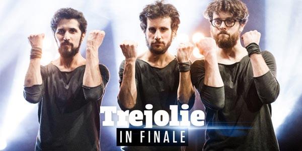 Italia's Got Talent 2017: in finale i Trejolie – Video