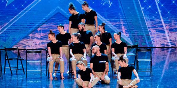 Italia's Got Talent, audizioni: The collective crew e il ballo delle sedie