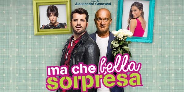 Ma Che Bella Sorpresa, film stasera in tv su Canale 5: trama
