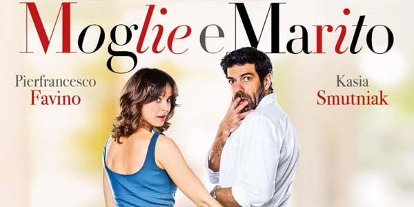 Moglie e Marito: trama e recensione della commedia sullo scambio dei ruoli