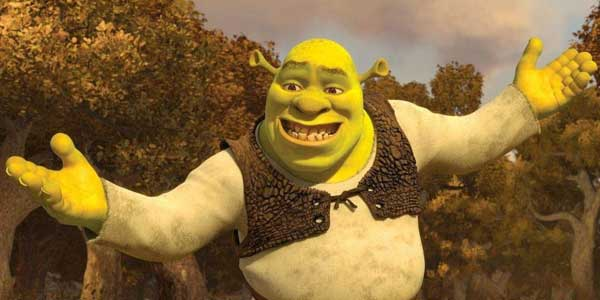 Shrek, film stasera in tv su Italia 1: trama