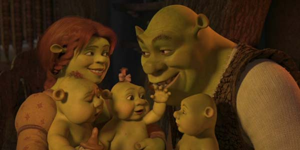 Shrek Terzo, film stasera in tv su Italia 1: trama