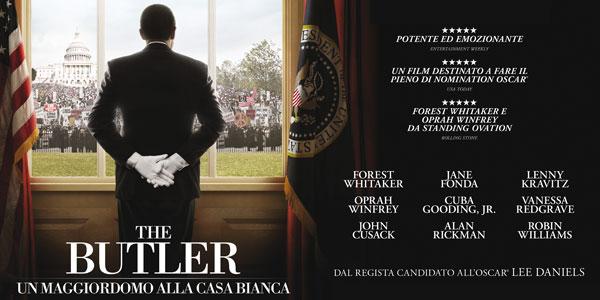 The Butler Un maggiordomo alla Casa Bianca, film stasera in tv: trama