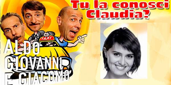 Tu la conosci Claudia, film stasera in tv su Italia 1: trama