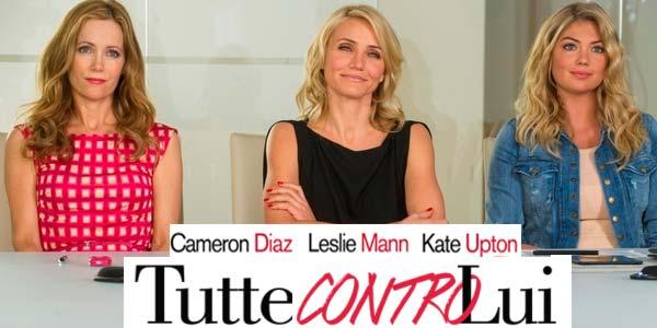 Tutte Contro Lui, film con Cameron Diaz stasera in tv su Canale 5: trama