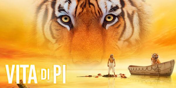 Vita di Pi, film stasera in tv su Rai 2: trama