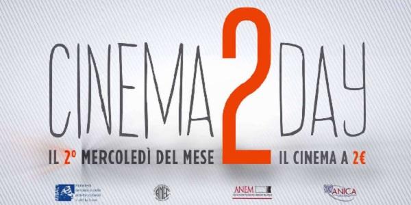 Cinema2day: tutti i film di oggi 12 aprile 2017 al cinema a 2 euro