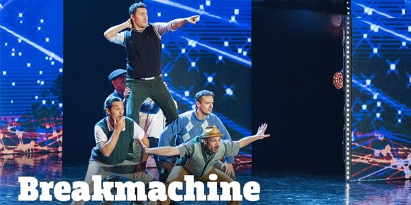 Italia's Got Talent 2017, semifinali: I Breakmachine in finale – Video