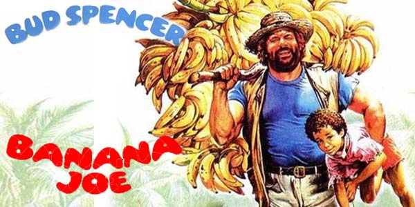 Banana Joe, film stasera in tv con Bud Spencer su Rete 4: trama