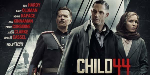 Child 44 – Il bambino n.44, film stasera in tv su Rai 3: trama