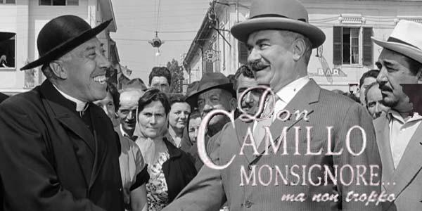 Don Camillo Monsignore ma non troppo film stasera in tv: cas