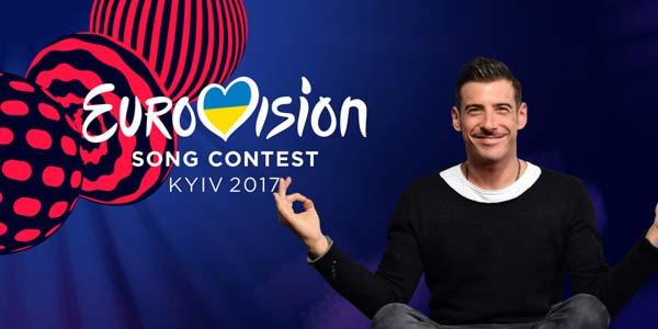 Eurovision 2017: video Francesco Gabbani in Finale con Occidentali's Karma