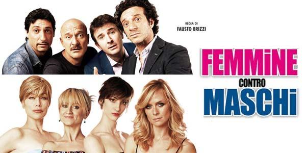Femmine contro Maschi, film stasera in tv su Canale 5: trama