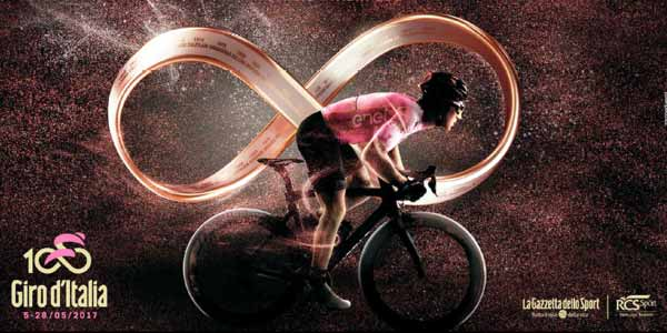 Giro d'Italia 2017: tutte le tappe e calendario