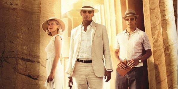 I due volti di gennaio, film stasera in tv su Rai 3: trama