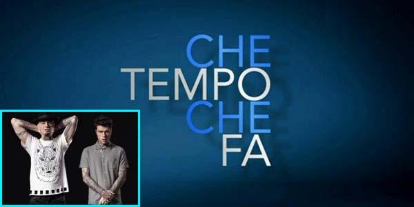Che tempo che fa: Fabio Fazio e la frase choc