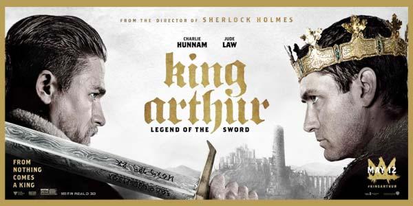 King Arthur - Il potere della spada: Camelot in salsa rock