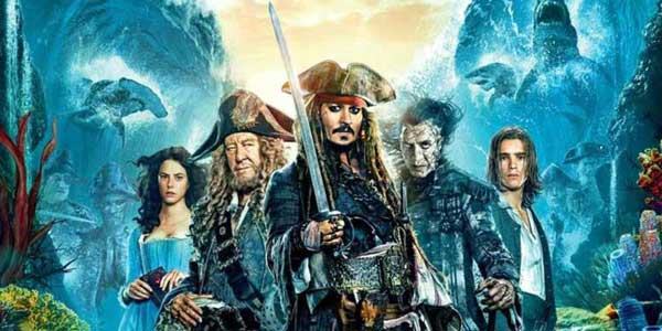 Dal 24 maggio al cinema: Pirati dei Caraibi 5