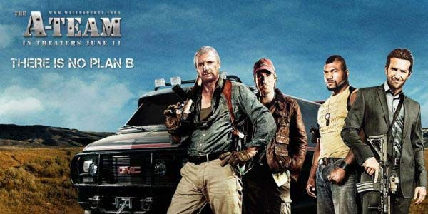The A-Team | film stasera in tv | Italia 1 | trama