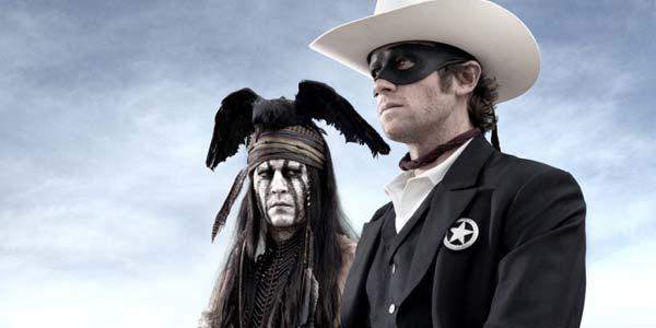 The Lone Ranger, film stasera in tv su Rai 2: trama