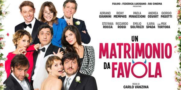 Un matrimonio da favola streaming: cast, trama, curiosità film stasera in ...