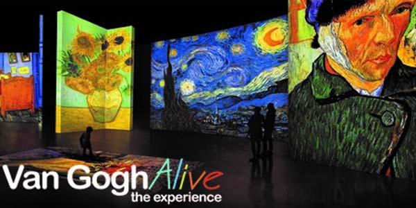 Van Gogh Alive The Experience a Bologna: orari, biglietti e prezzi della mostra