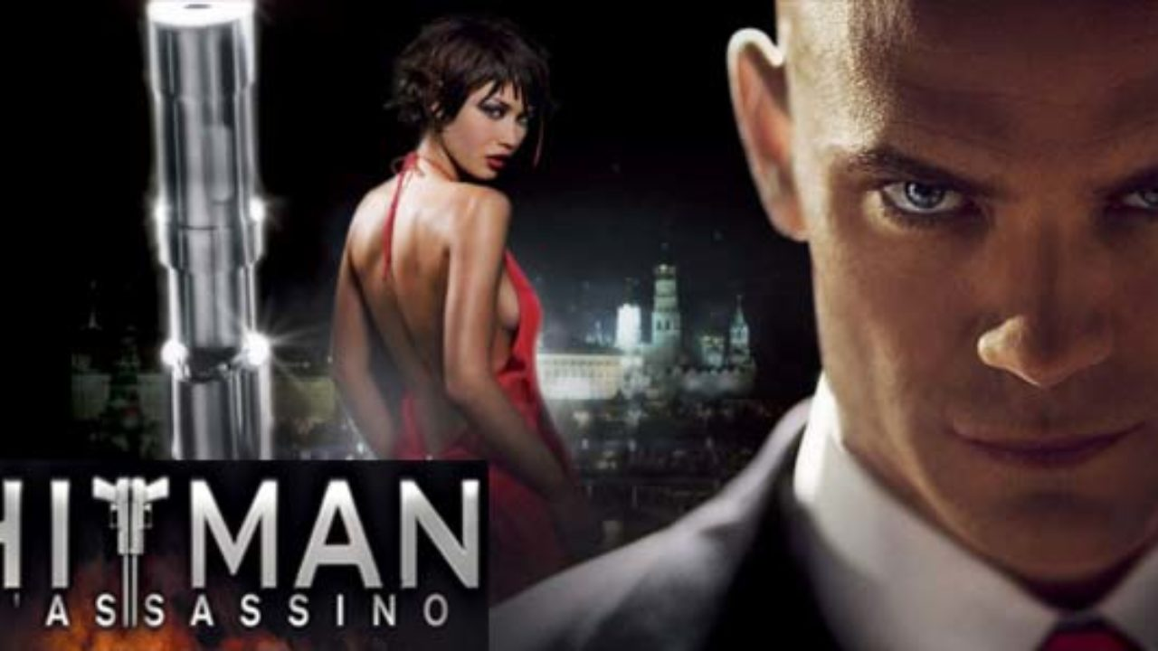 Image result for HITMAN