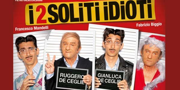 il film i due soliti idioti
