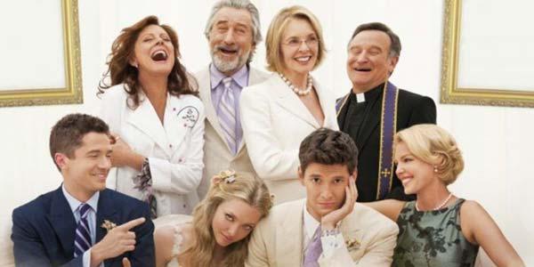 Big Wedding film stasera in tv 7 ottobre: cast, trama, curio
