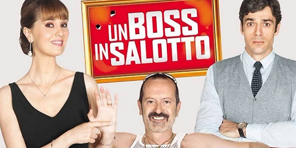 Un Boss In Salotto Film Stasera In Tv Cast Trama Curiosità Streaming