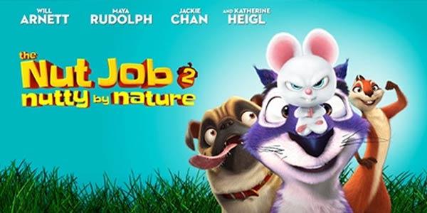 Nut Job Tutto molto divertente film stasera in tv 4 aprile:
