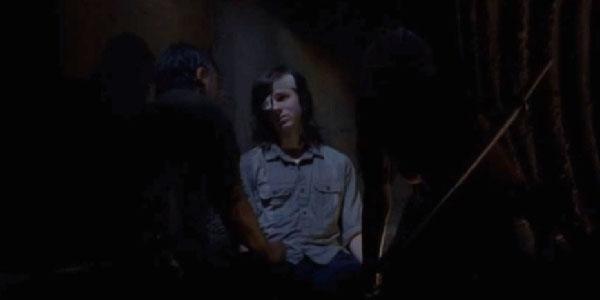 The Walking Dead 8 Carl muore