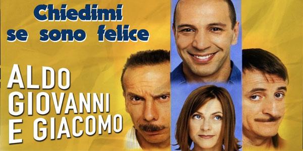 Chiedimi Se Sono Felice Film Stasera In Tv 2 Gennaio Cast Trama