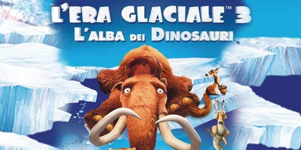 L'Era Glaciale 3 L'alba Dei Dinosauri film stasera in tv 26 settembre: cast, trama, curiosità, streaming