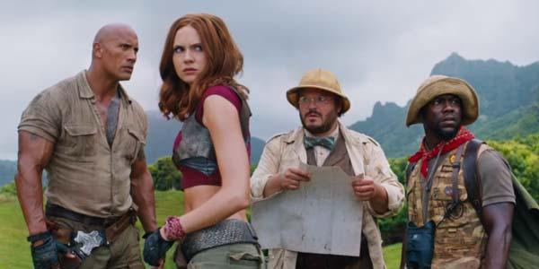 """""""Jumanji – Benvenuti nella giungla"""", stasera in tv il più grande incasso della Sony Pictures"""