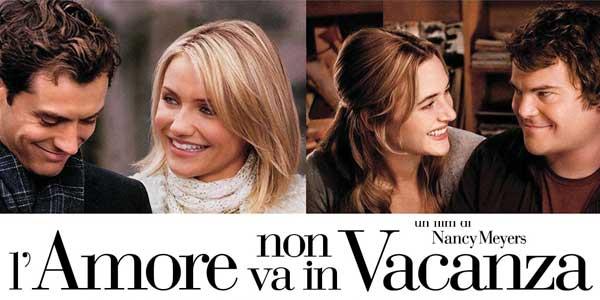 L'Amore non va in Vacanza film stasera in tv 13 dicembre: ca