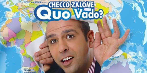 Quo Vado film stasera in tv 27 ottobre |  cast |  trama |  curiosità |  streaming
