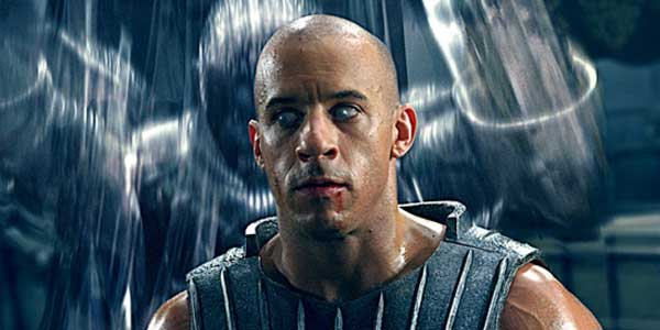 The chronicles of Riddick film stasera in tv 22 gennaio: cas