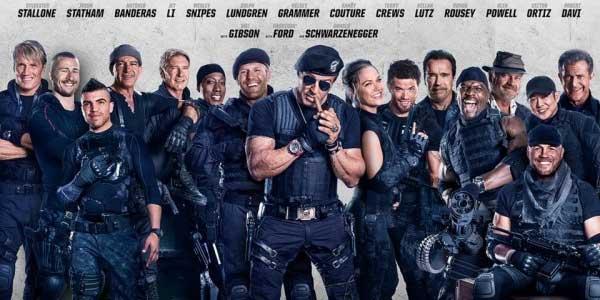 I Mercenari 3 film stasera in tv 16 gennaio: cast, trama, cu