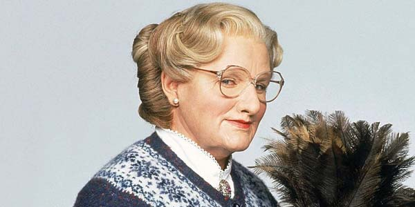 Mrs. Doubtfire   Mammo per sempre: il film con Robin William