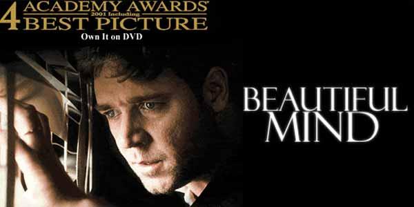 A Beautiful Mind |  film stasera in tv 23 maggio |  trama |  curiosità |  streaming