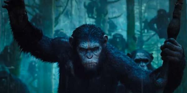 Apes Revolution Il Pianeta Delle Scimmie, film stasera in tv