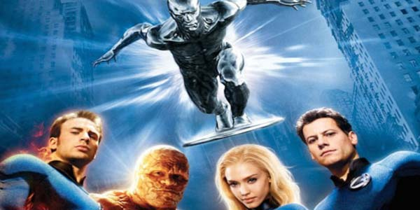 I Fantastici 4 e Silver Surfer, film stasera in tv 29 maggio