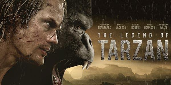The Legend Of Tarzan    film stasera in tv 21 maggio    trama    curiosità    streaming