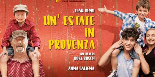 Un'estate in Provenza film stasera in tv 26 giugno: cast, tr