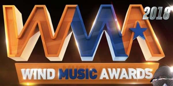 scaletta wind music awards 2019