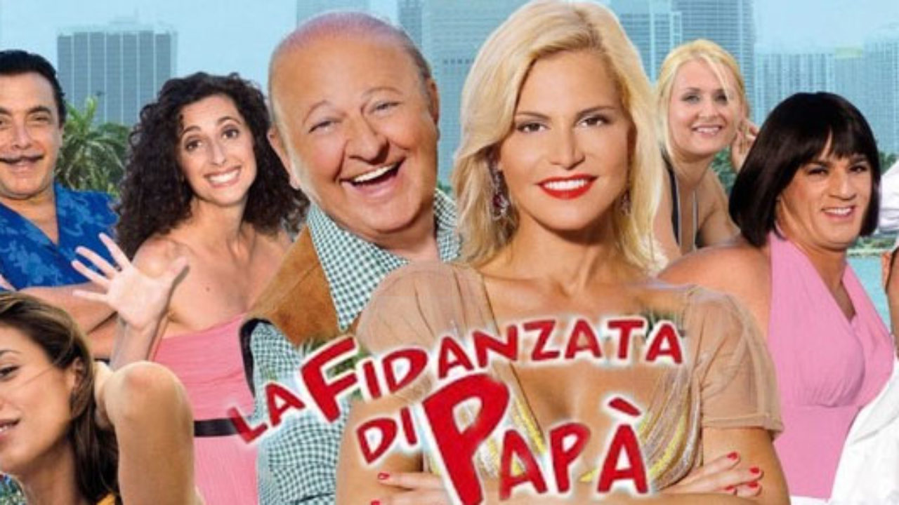 La fidanzata di papà film stasera in tv: cast, trama, streaming